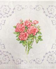 Салфетка розы