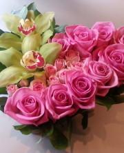 роза орхидея