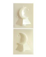 Форма для изготовления свечи