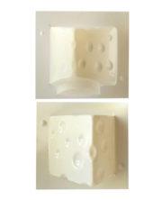 Форма для свечи сыр
